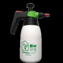BioOrg Surface Clean 1L spray bottle empty
