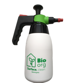 BioOrg Surface Clean spray bottle empty