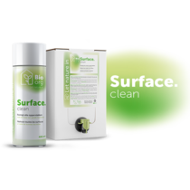 BioOrg Surface Clean 1L spray bottle empty
