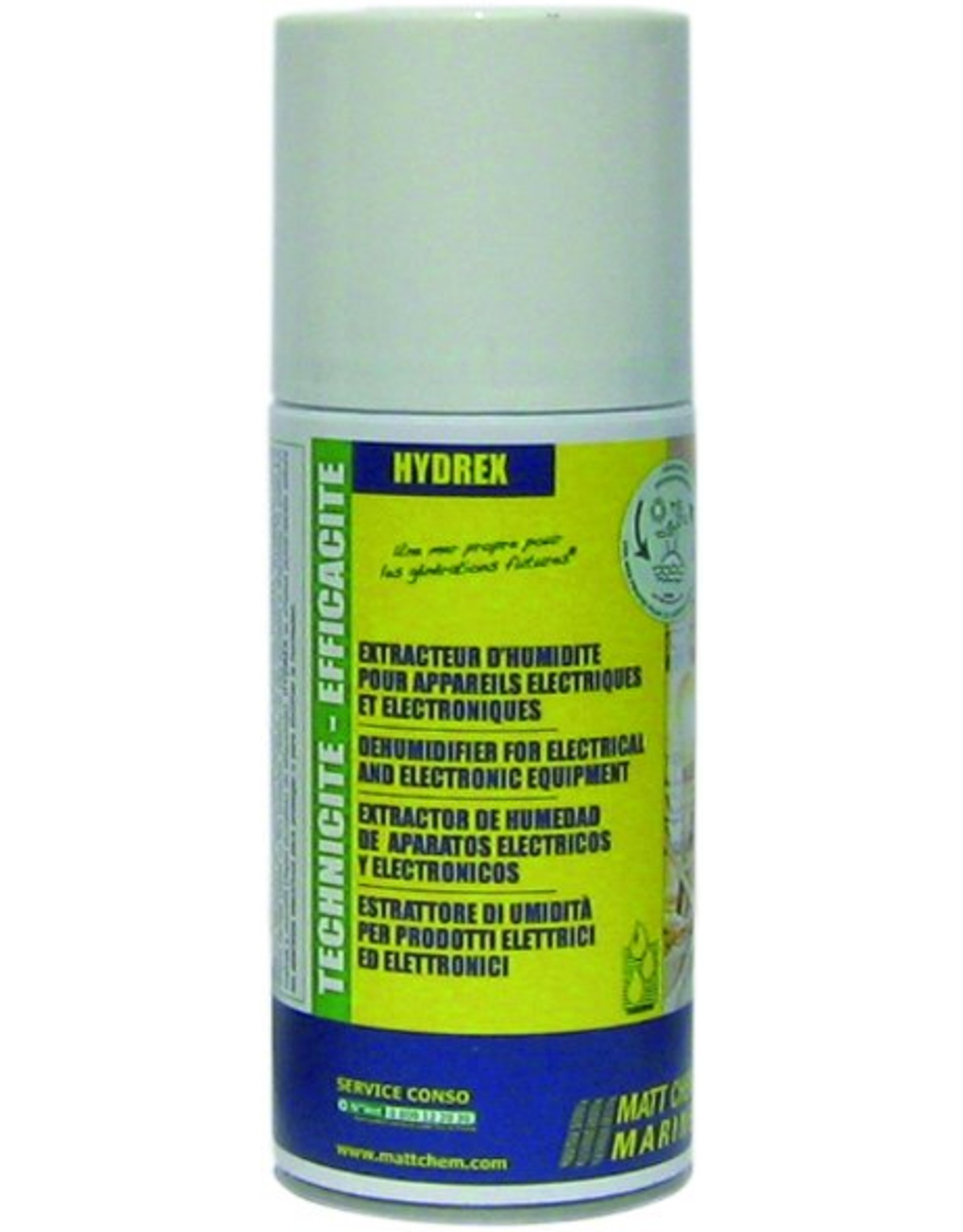 Matt Chem Marine HYDREX 150ml aerosol