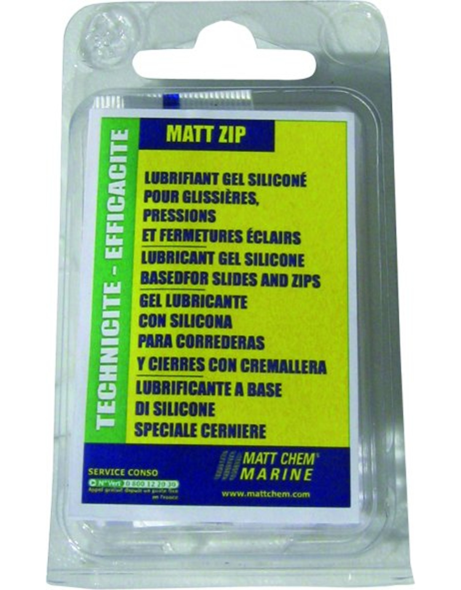 Matt Chem Marine MATT ZIP 10g