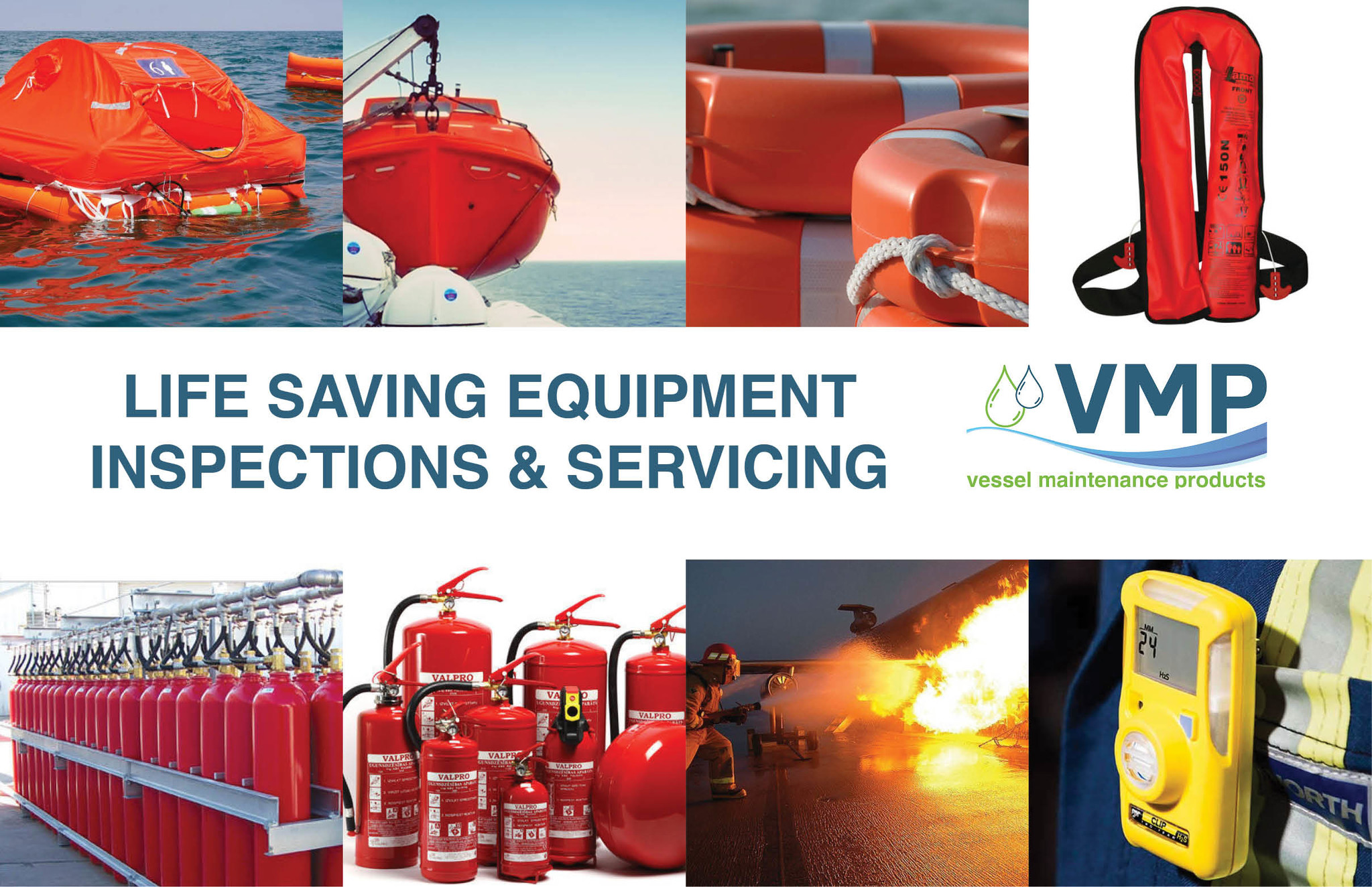 VMP Safety equipment