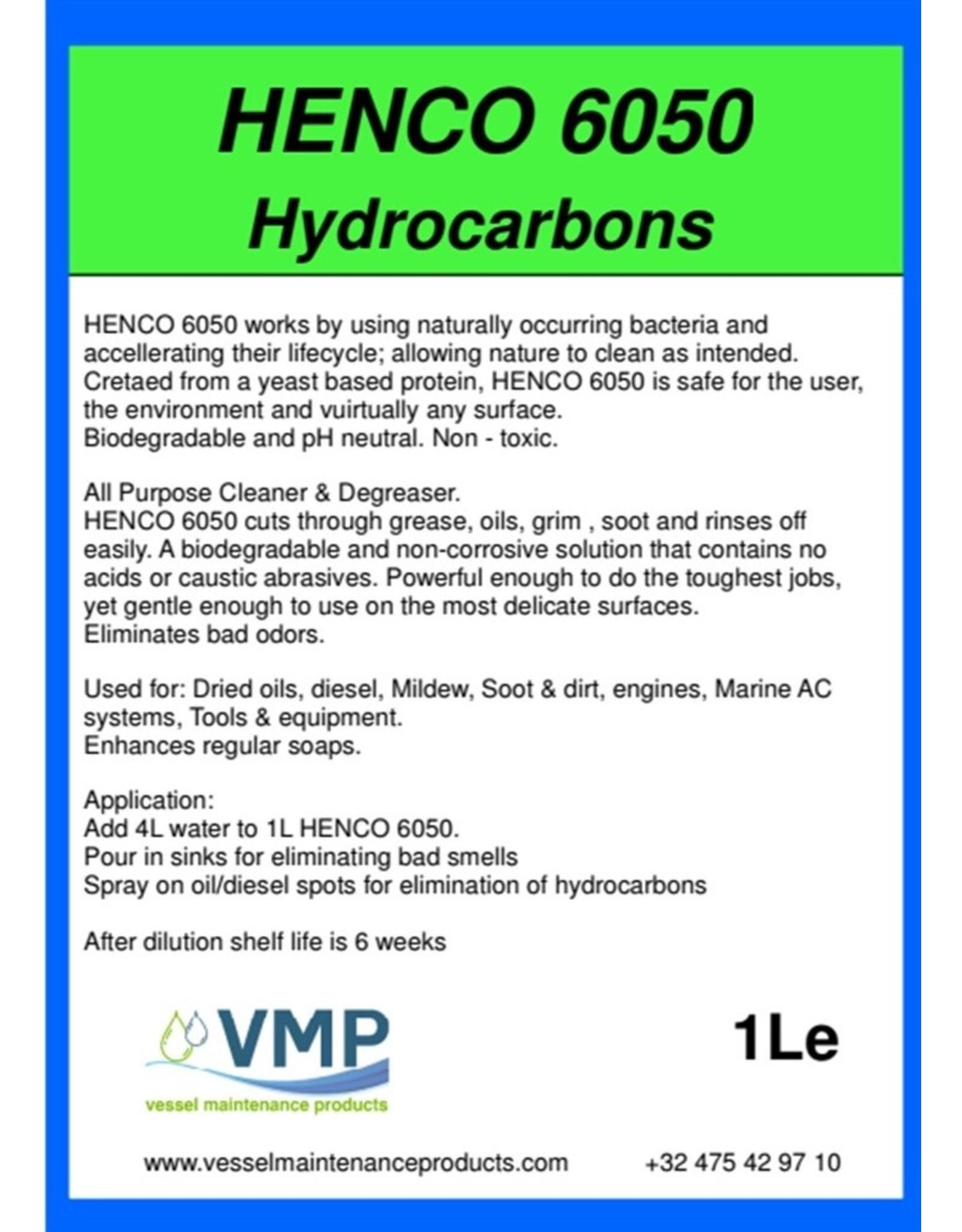 Henco Solutions HENCO 6050/1 Environmental cleanup