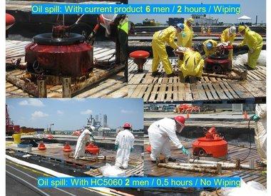 Henco 605X Environmental Cleanup