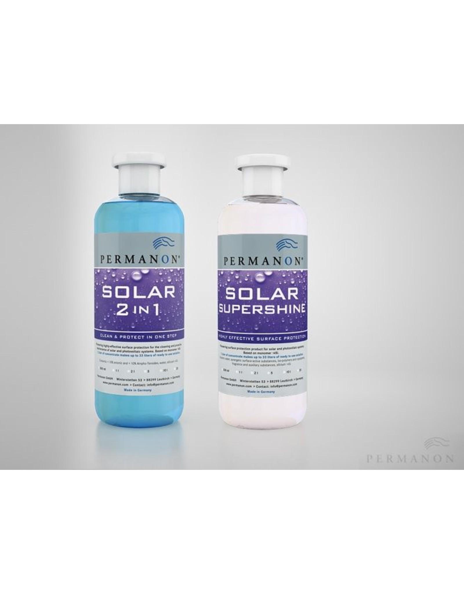 Permanon Solar Supershine 2in1 0,5L