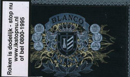 Los Blancos Nine Robusto  P.St.