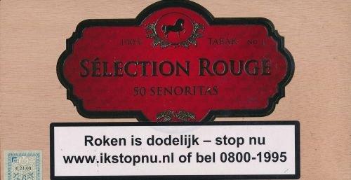 Selection Rouge Senoritas no.1