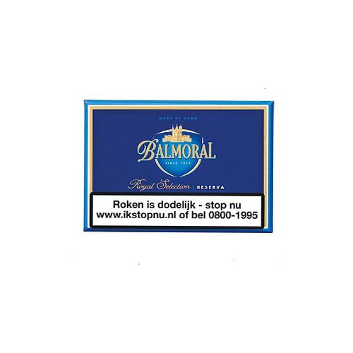Balmoral Royal Selection Reserva Perla