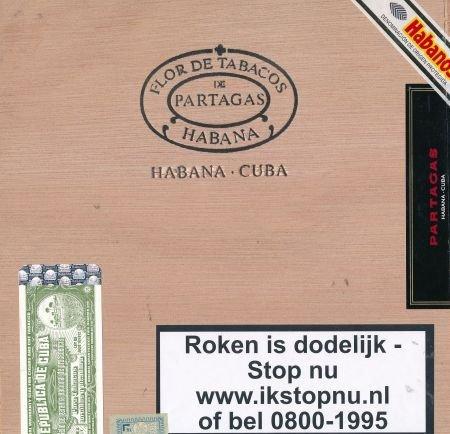 Partagas Serie D No.6  P.St.