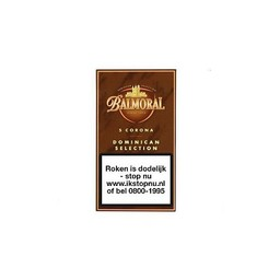 Balmoral Dominican Selection Corona 5