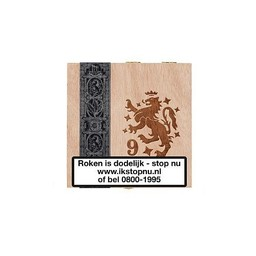 Liga Privada No.9 Robusto  P.St.