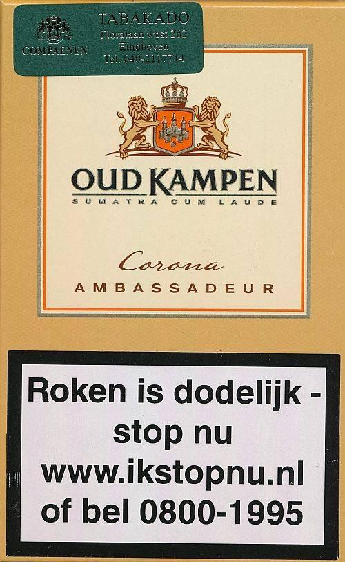 Oud Kampen Ambassadeur 5 PCS