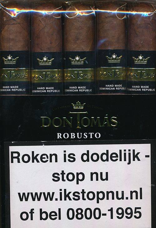 Don Tomas Dominican Bundel Robusto