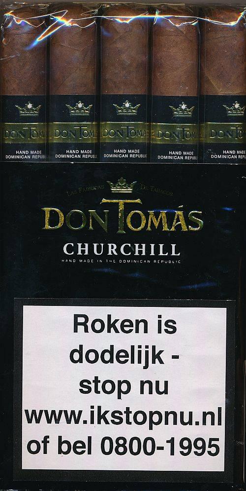 Don Tomas Dominican Bundel Churchill