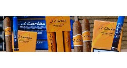 J.Cortes sigaren