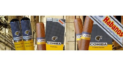 Cohiba longfiller sigaren