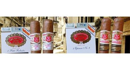 Hoyo de Monterrey longfiller sigaren