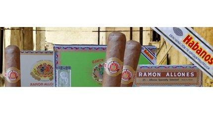 Ramon Allones longfiller sigaren