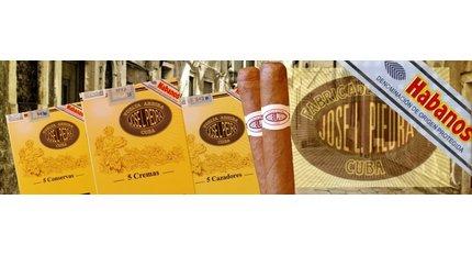José L Piedra longfiller sigaren