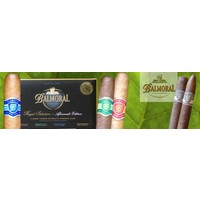 Balmoral Royal Selection longfiller sigaren