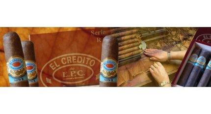 El Credito longfiller sigaren