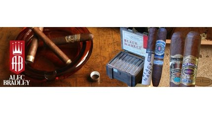 Alec Bradley longfiller sigaren