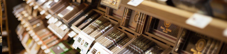 Sigaren kopen bij de Tabakswinkel