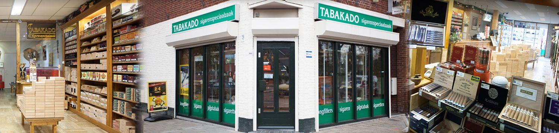 Tabakswinkel in Eindhoven