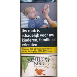 Kentucky Bird Pijptabak 50 gram