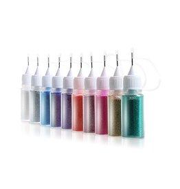 No Label Glitter Kit 10 pcs