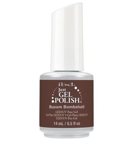 Ibd Just Gel Polish Buxom Bombshell - (Nude Collection)