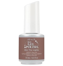 Ibd Just Gel Polish Dim The Lights - (Nude Collection)