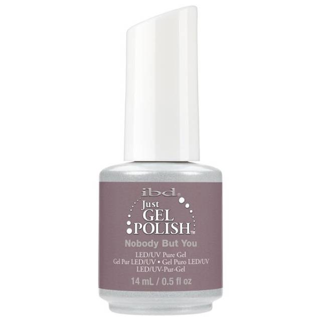 Ibd Just Gel Polish Nobody But You - (Nude Collection)
