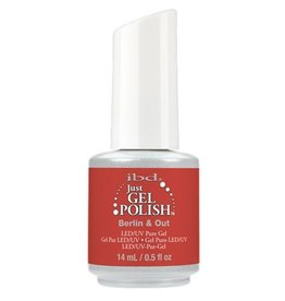 Ibd Just Gel Polish Berlin & Out - Destination Colour Summer Collection - 2017 | On Sale