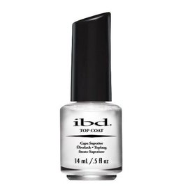 Ibd Nail Lacquer Topcoat 14ml