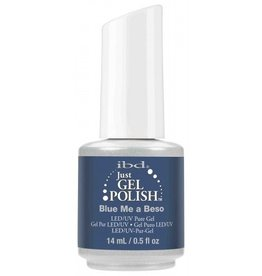Ibd Just Gel Polish Blue Me a Beso | Love Lola