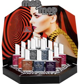 Ibd Lacquer Mad About Mod 24pcs in 8pcs display