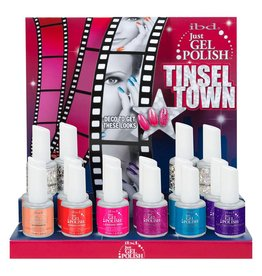 Ibd Lacquer Tinsel Town 24pcs in 8pcs display