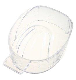 No Label Manicure Bowl Transparant