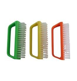 No Label Manicure Brush Plastic (Grip)