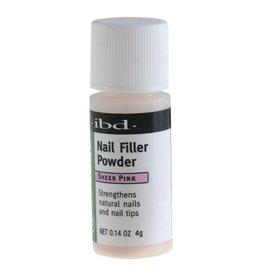 Ibd Nail Filler Powder Pink 4g