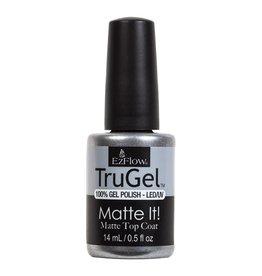 Ez Flow TruGel Matte It! Top Coat