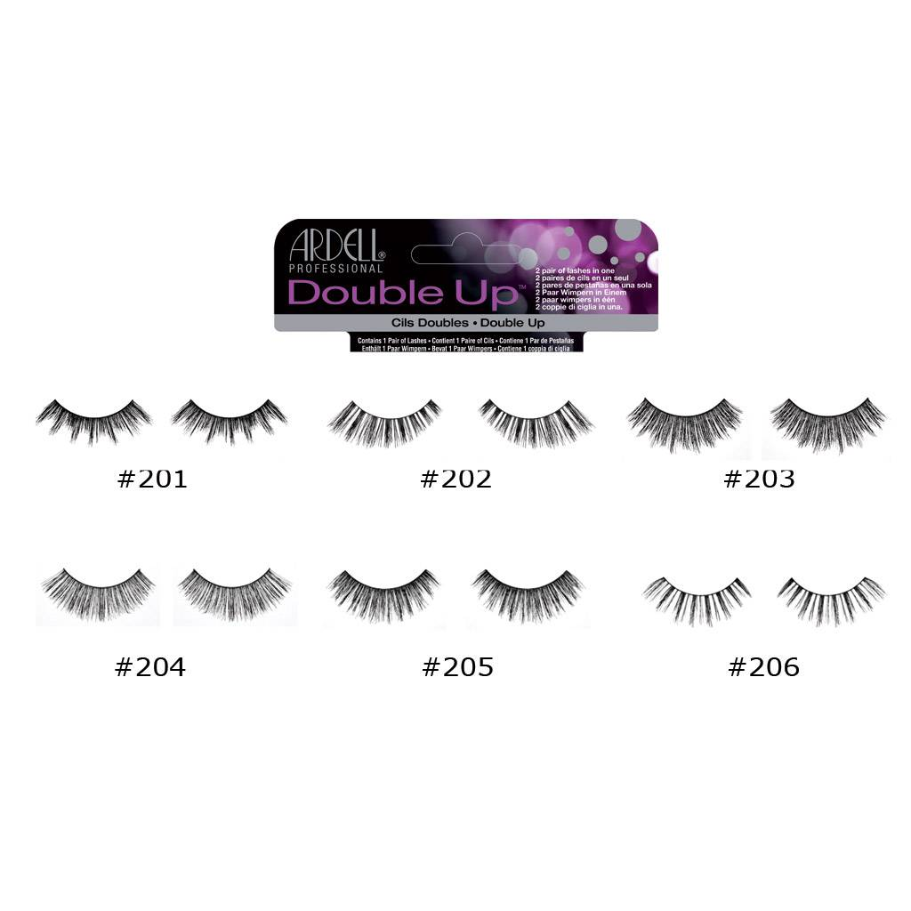 45509e16fcf Ardell Double Up Lashes #206 - Nail Discount