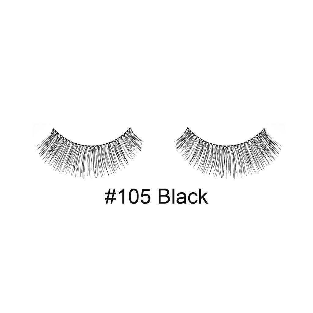 d4850ad284b Ardell Fashion Lashes #105 Black - Nail Discount