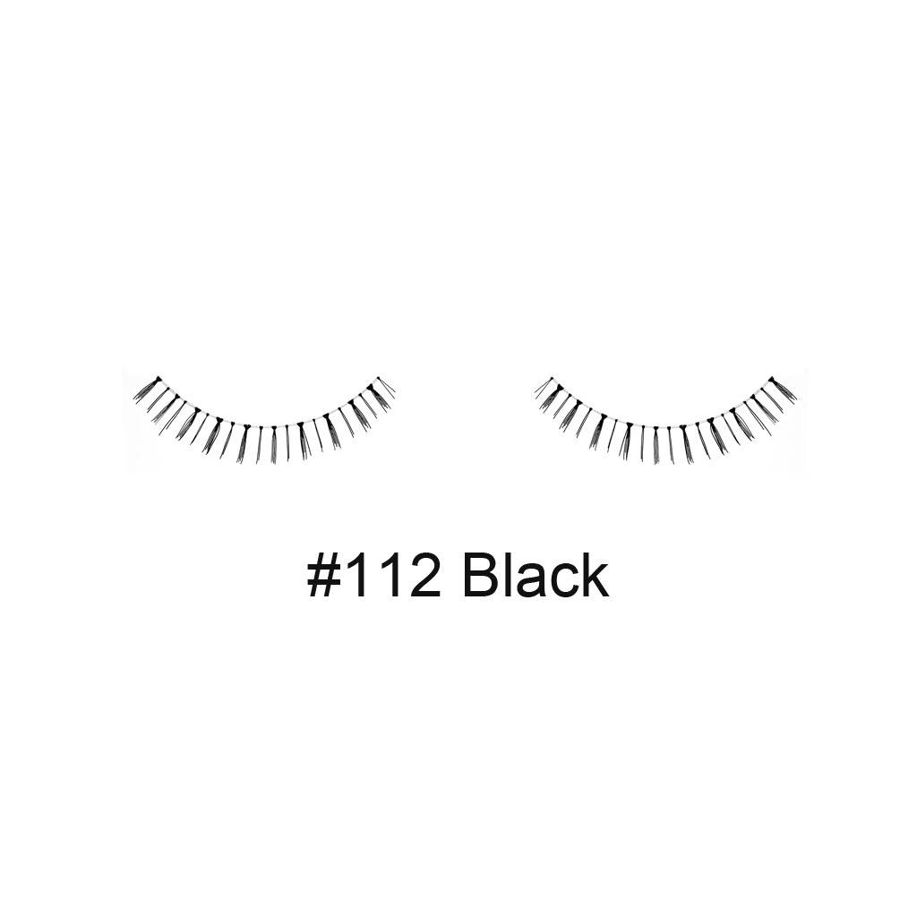 77eb5074872 Ardell Fashion Lashes #112 Black - Nail Discount