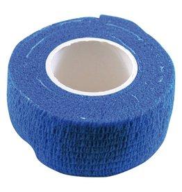 No Label Flex Wrap Blue 3.5cm