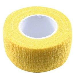 No Label Flex Wrap Yellow 3.5cm