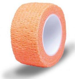 No Label Flex Wrap Orange 3.5cm