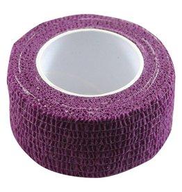 No Label Flex Wrap Purple (2,5cm)