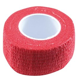 No Label Flex Wrap Red (2,5cm)